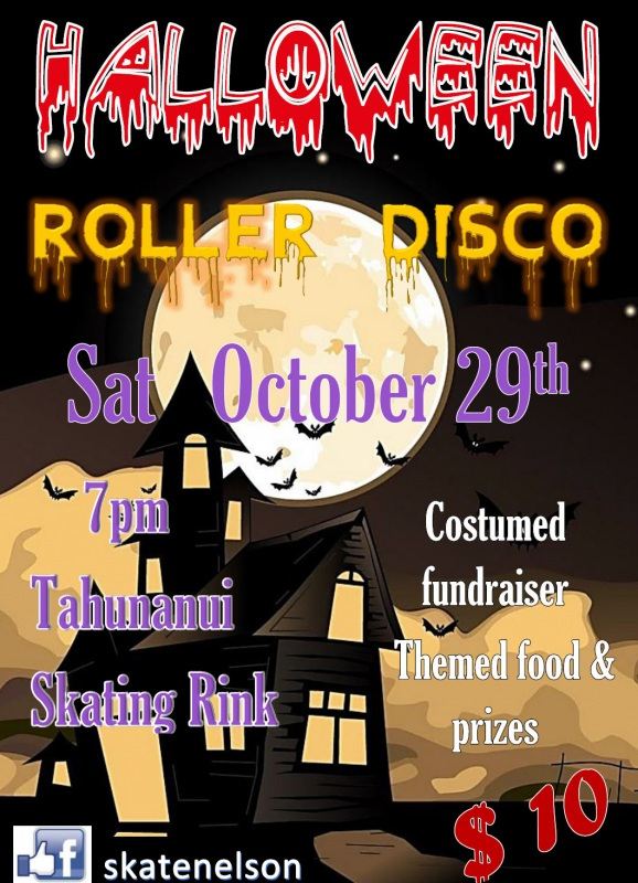 All-Ages Halloween Roller Disco